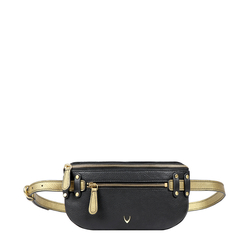 GOTHIC 01 BELT BAG IDAHO,  black