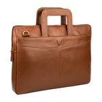 Douglas 03 Laptop bag,  tan