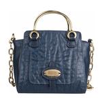 Wanda Women s Handbag, Elephant Ranch Mel,  blue