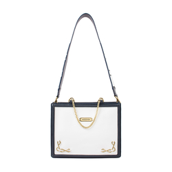 Dumas 01 Women's Handbag Melbourne Ranch,  white