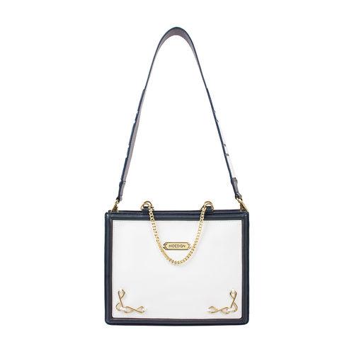 Dumas 01 Women s Handbag Melbourne Ranch,  white
