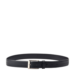 ANGUS MENS BELT RANCH, 38-40,  black