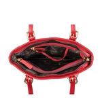 Lucia 02 Women s Handbag, Andora,  red
