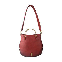 Kiboko 01 Women's Handbag, Kalahari,  red