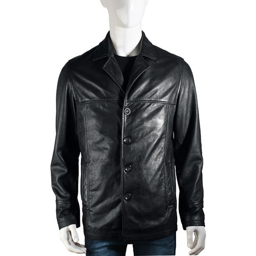 Sinatra Jacket, xl,  black