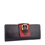 Shanghai W2 Sb Women s wallet, Melbourne Ranch Snake,  brown