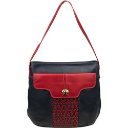 Paulette 02 Handbag,  midnight blue