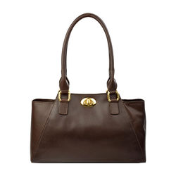 Subra 02 Handbag, escada,  brown