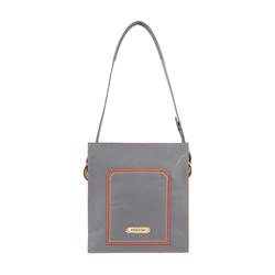La Porte 01 Women's Handbag Melbourne Ranch,  grey