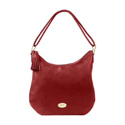 ACACIA 02 WOMENS HANDBAG EI SHEEP,  marsala