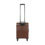 The Ridgeway 03 Wheelie bag,  brown, regular