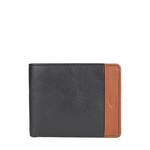 PLUTO W2 SB (Rf) Men s wallet,  black