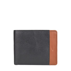 PLUTO W2 SB (Rf) Men's wallet,  black