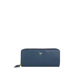 Martina (Rfid) Women's Wallet, Ranch Mel Ranch,  blue