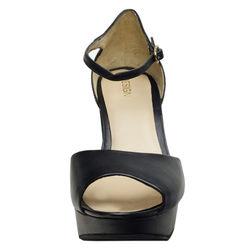 Marilyn Women's Shoes, Suede,  black