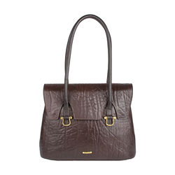 Cera 03 Handbag,  brown