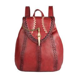 Swala 03 Women's Handbag, Kalahari Mel Ranch,  marsala