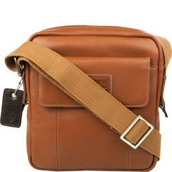 Stephenson 02 Men's Cross Body, Soho,  tan