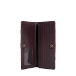 FREEDOM W2 (RFID) WOMEN S WALLET, WXD SPLIT MELBOURNE RANCH,  rust