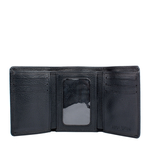 Tf-02 Sb Men s Wallet, Regular Printed,  black