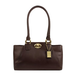 Subra 01 Handbag, escada,  brown