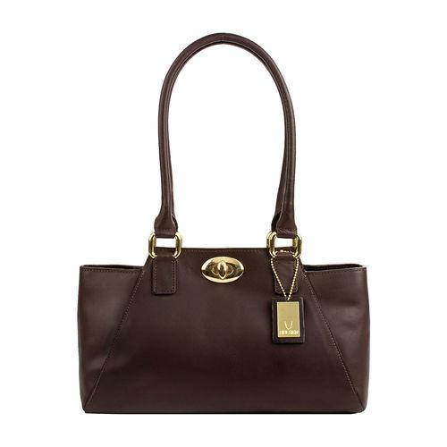 Subra 01 Handbag, escada,  brown