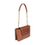 Aquarius 01 Sb Women s Handbag Croco,  tan