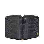 340 2020 RF SB MENS WALLET CROCO,  black