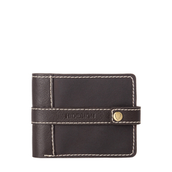 308 017[ Rfid] Sb Men's Wallet, Waxed Split,  brown