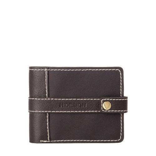 308 017[ Rfid] Sb Men s Wallet, Waxed Split,  brown