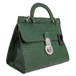 Oxfordstreet 01 Women s Handbag, Baby Croco,  mango