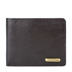 L106 Men's wallet, manhattan,  brown