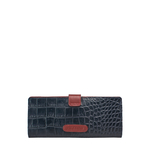 Sb Atria W1 (Rfid) Women s Wallet Croco,  midnight blue