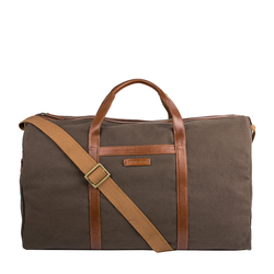BORJIGIN 03 DUFFEL BAG, CANVAS,  desert palm