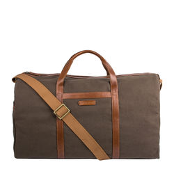 Borjigin 03 Men's Duffle Bag, Canvas E. I Goat,  desert palm