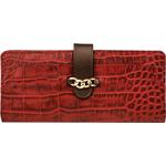 Sb Atria W1 Women s Wallet, Croco,  red