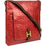 Amore 03 Handbag, elephant,  red