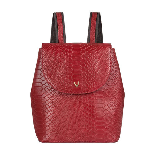 Mekong 01 Sb Women s Backpack, Snake,  marsala