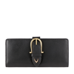 AL CAPONE W1 (RFID) WOMEN'S WALLET SOHO,  black