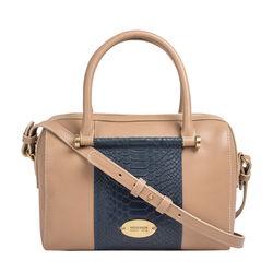 Amaretto 01 Women's Handbag, Melbourne Ranch Snake,  nude