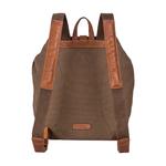 Cappucino 02 Women s Backpack, Canvas,  tan