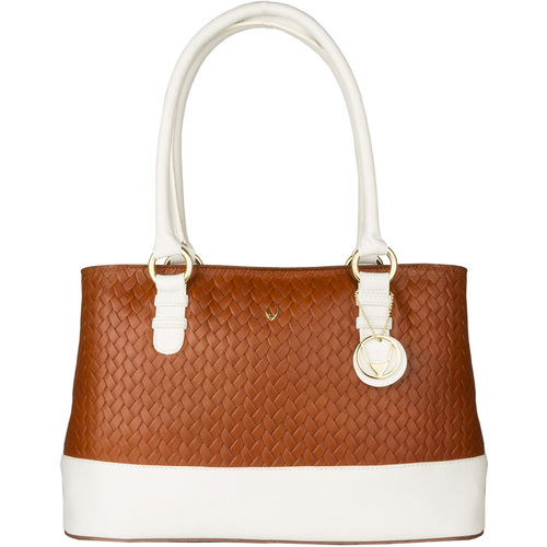 Marty 01 Women s Handbag, Hdn Woven Ranch,  tan