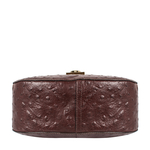 Sb Elsa Women s Handbag Ostrich,  brown