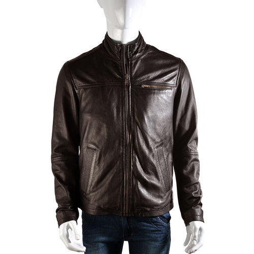 James Dean Jacket, l,  brown