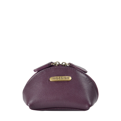 H5 Coin Pouch, Ranch,  aubergine