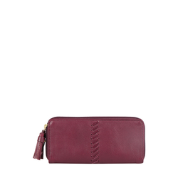 Sebbie W2 (Rfid) Women's Wallet Regular,  aubergine
