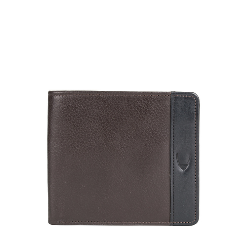 Pluto W1 Sb (Rfid) Men s Wallet Regular Printed,  brown