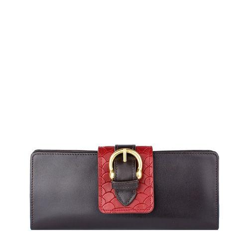 Shanghai W2 Sb Women s wallet, Melbourne Ranch Snake,  brown