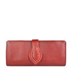 Polo W1(Rf) Women's Wallet Roma,  red