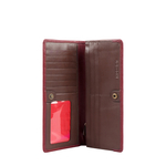 BAILEY W1 RFID WOMENS WALLET RANCHERO,  marsala